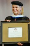 John P. Calamos, Sr., receives honorary degree from Hellenic College Holy Cross